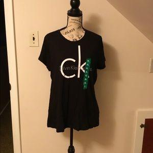 Calvin Klein T-shirt XL